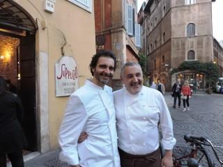 A Roma apre Supplizio di Aracangelo Dandini. E fritto sia.