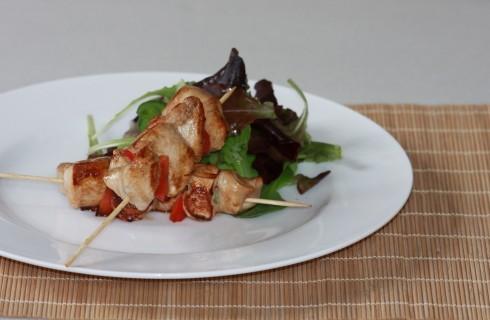 Yakitori: spiedini di pollo giapponesi