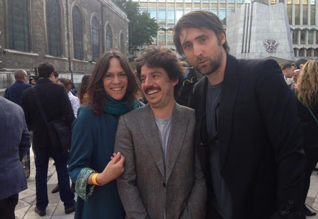 Anna Morelli, Laurent Cabut, Inaki Aizpitarte