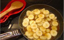 Ecco le banane caramellate con nutella per un dessert goloso