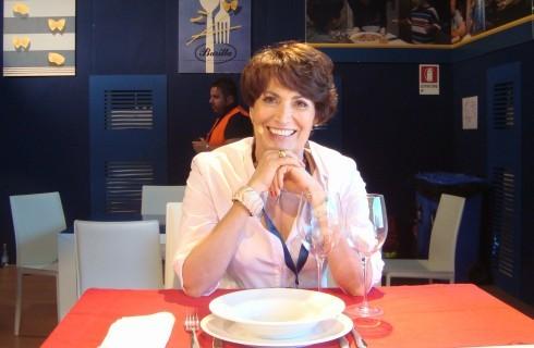 Barbara Ronchi Della Rocca: la regina del bon ton