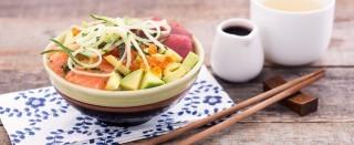 Riso e sushi: chirashi