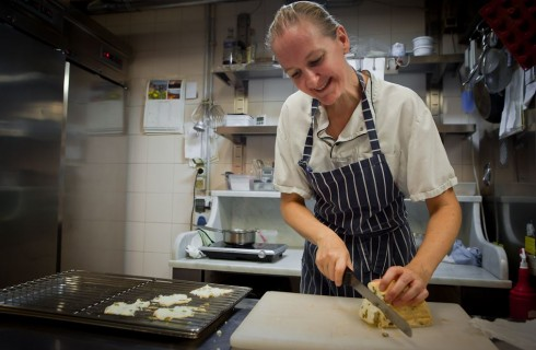 Le donne chef di Culinaria 2014: Marion Lichtle