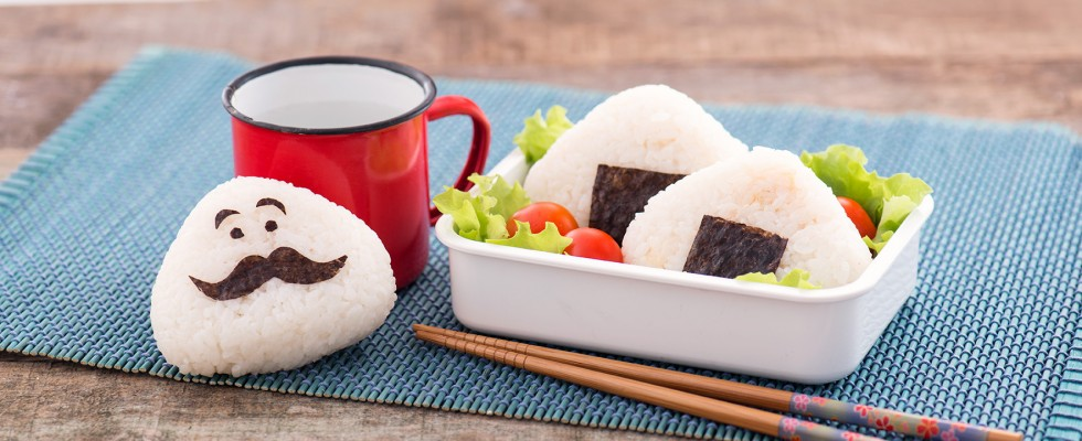 Finger food giapponese: gli onigiri