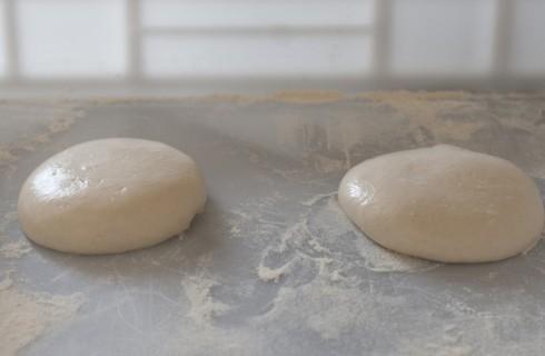 La pallette di pizza romana