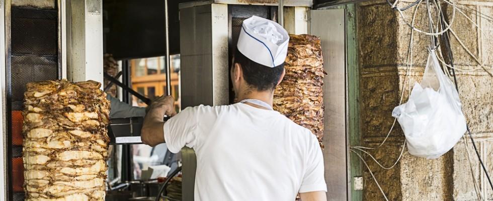5 kebab da provare a Roma