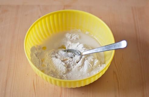 L'impasto della pasta fillo