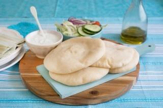 Pita greca o pane arabo: ricetta