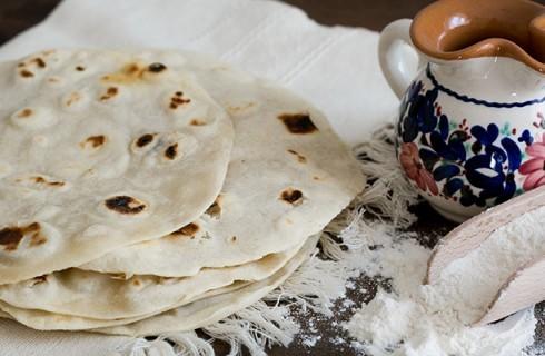 Tortillas, ricetta dal Messico