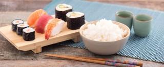 Sushi: come si cucina il riso