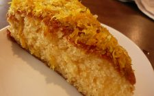 La ricetta della torta arance e mandorle da fare con il Bimby