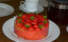 Torta fragole e mascarpone, ecco la ricetta con il Bimby