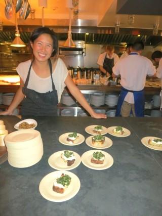 Le donne chef di Culinaria 2014: Pamela Yung