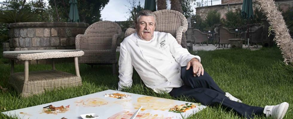 Come usare il pomodoro secondo Don Alfonso Iaccarino
