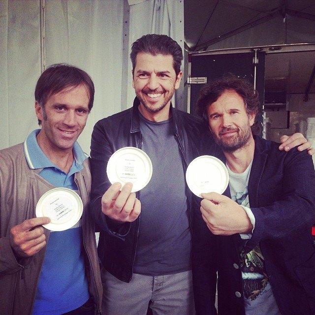 Oldani, Berton e Cracco per Expo 2015