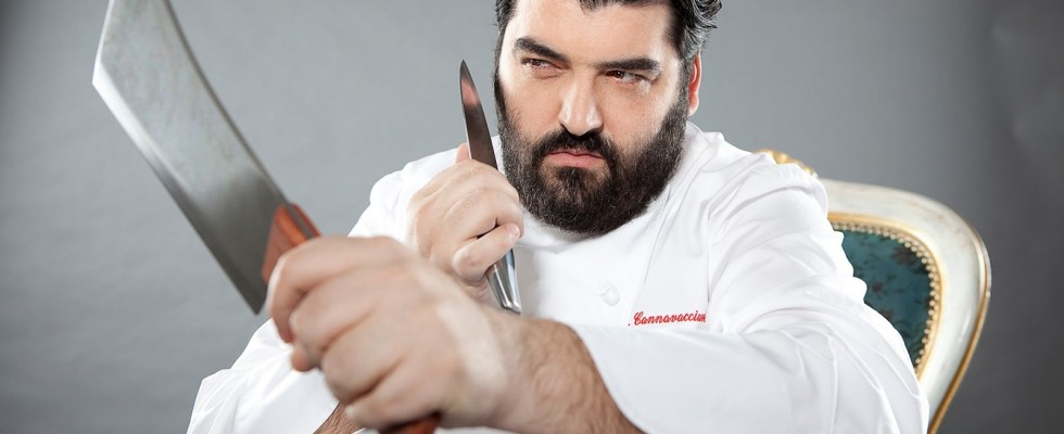Cucine da Incubo: intervista ad Antonino Cannavacciuolo