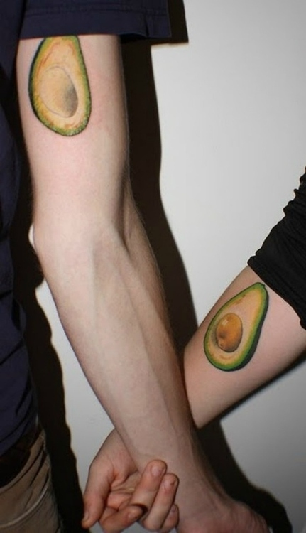 Food & Tattoo: la strana moda del cibo indelebile - Foto 10