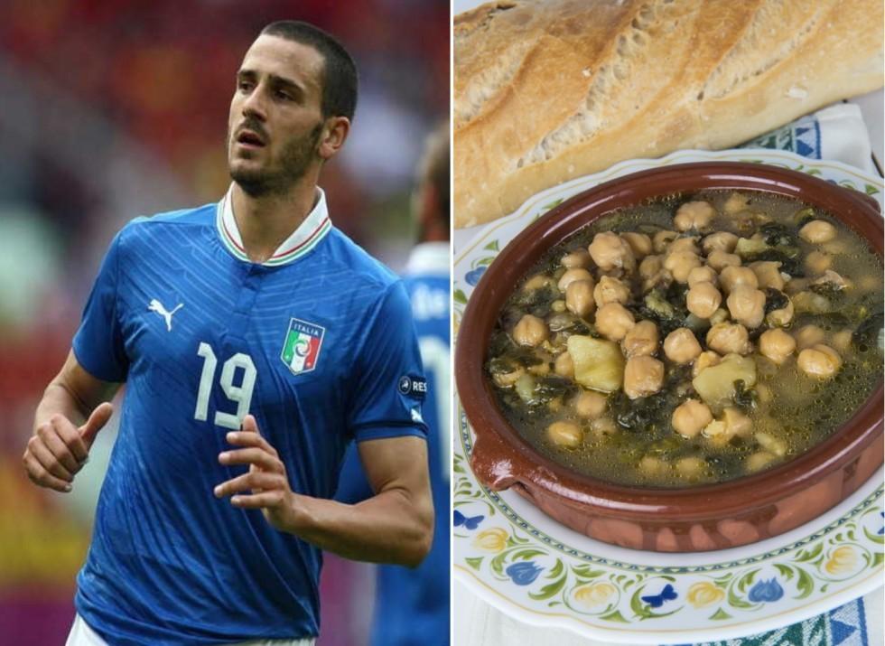 Se fosse un piatto? La Nazionale Italiana di calcio a tavola - Foto 6