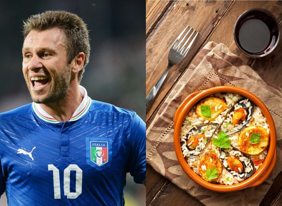 Se fosse un piatto? La Nazionale Italiana di calcio a tavola - Foto 8