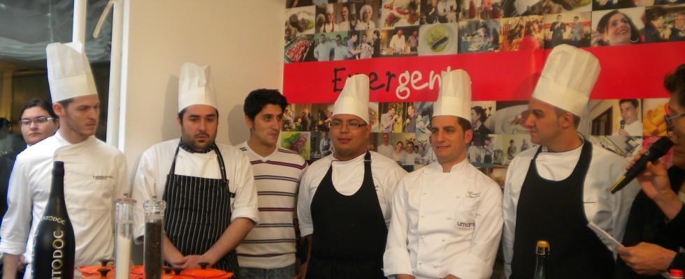 Emergente Sud 2014 a Napoli: tutti gli chef in gara