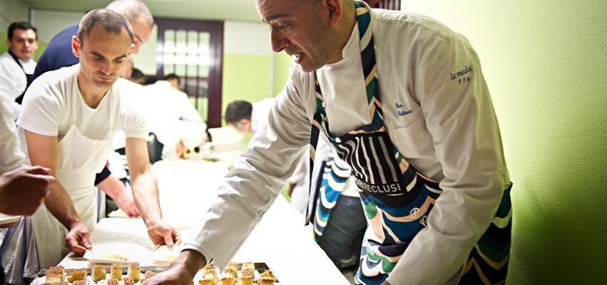 Come cucinare le melanzane secondo Pino Cuttaia