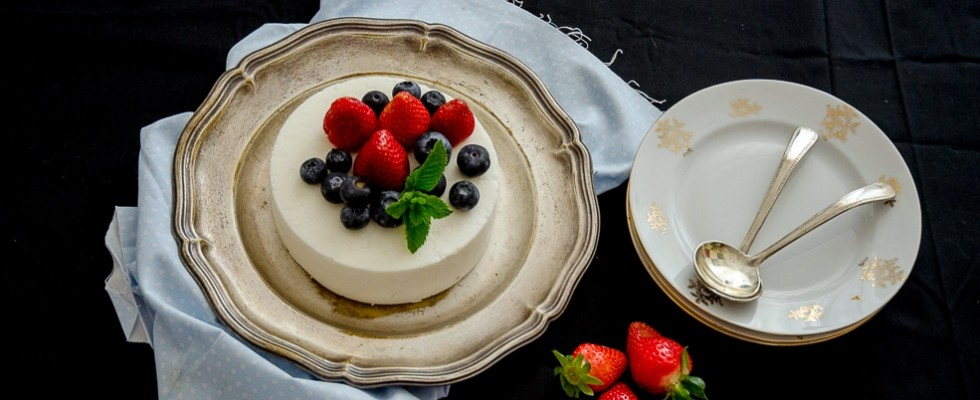 Semifreddo allo yogurt: fresco e leggero