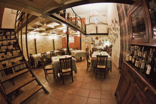 Ristorante Perbacco, Bari