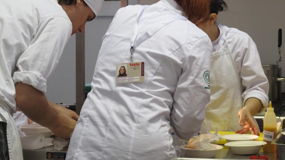 Tutte le persone di Taste of Milano 2014 - Foto 5