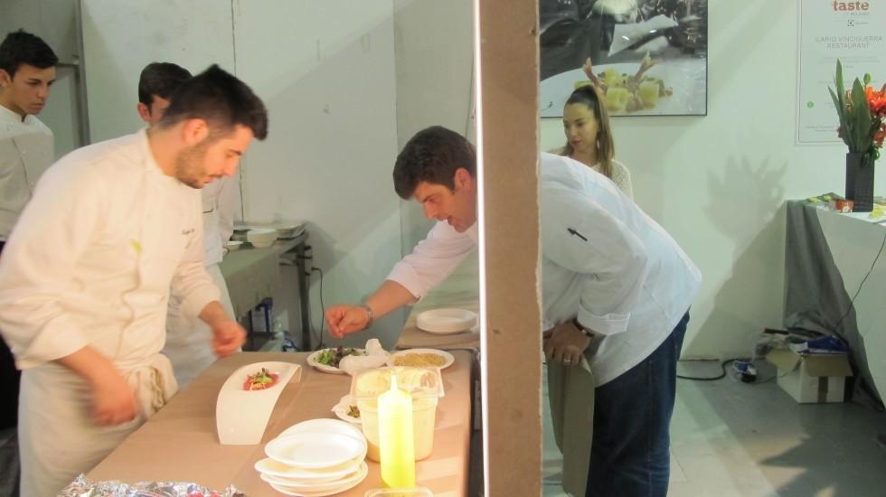 Tutte le persone di Taste of Milano 2014 - Foto 18