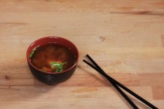 Dal Sol Levante: la zuppa di miso