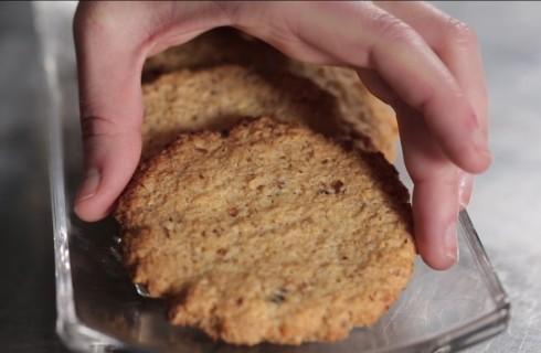 Biscotti al cocco velocissimi da fare
