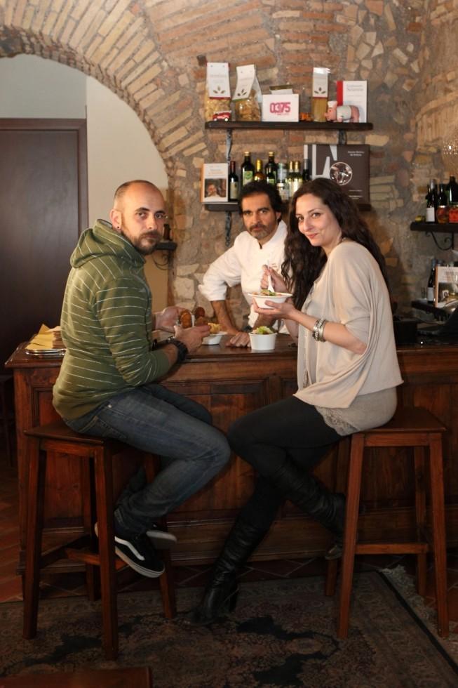 Street food a Roma in 3 botteghe: itinerario gastronomico - Foto 23