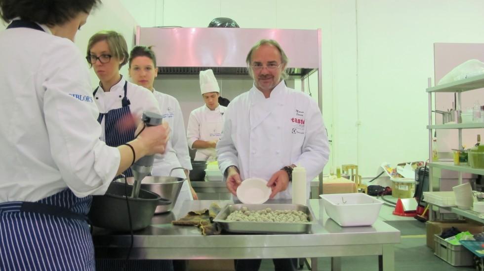 Tutte le persone di Taste of Milano 2014 - Foto 1