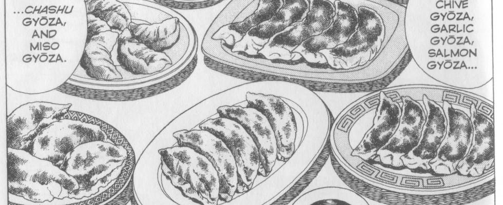 Oishinbo: il manga giapponese che parla di cucina