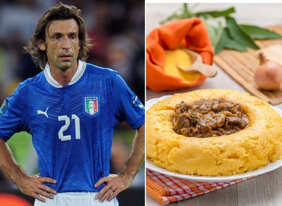 Se fosse un piatto? La Nazionale Italiana di calcio a tavola - Foto 24