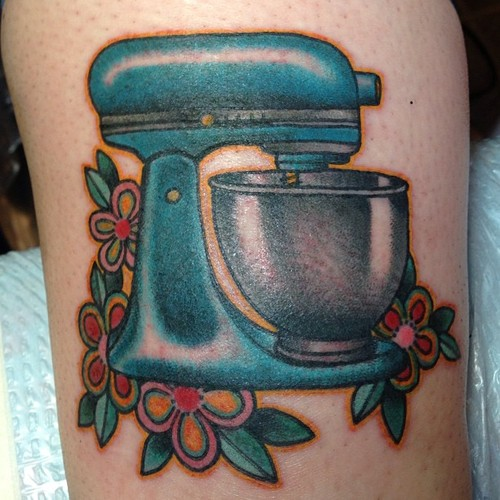 Food & Tattoo: la strana moda del cibo indelebile - Foto 17