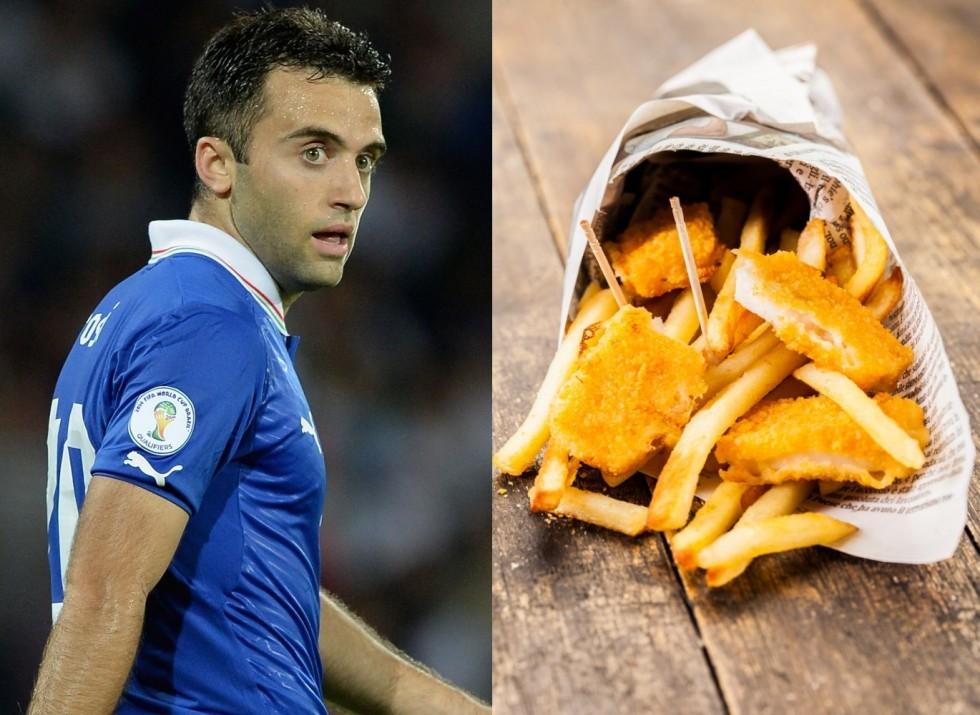 Se fosse un piatto? La Nazionale Italiana di calcio a tavola - Foto 29
