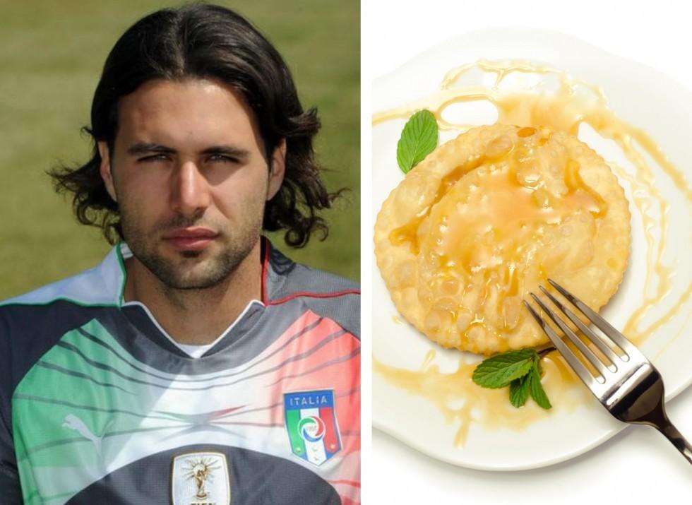 Se fosse un piatto? La Nazionale Italiana di calcio a tavola - Foto 28