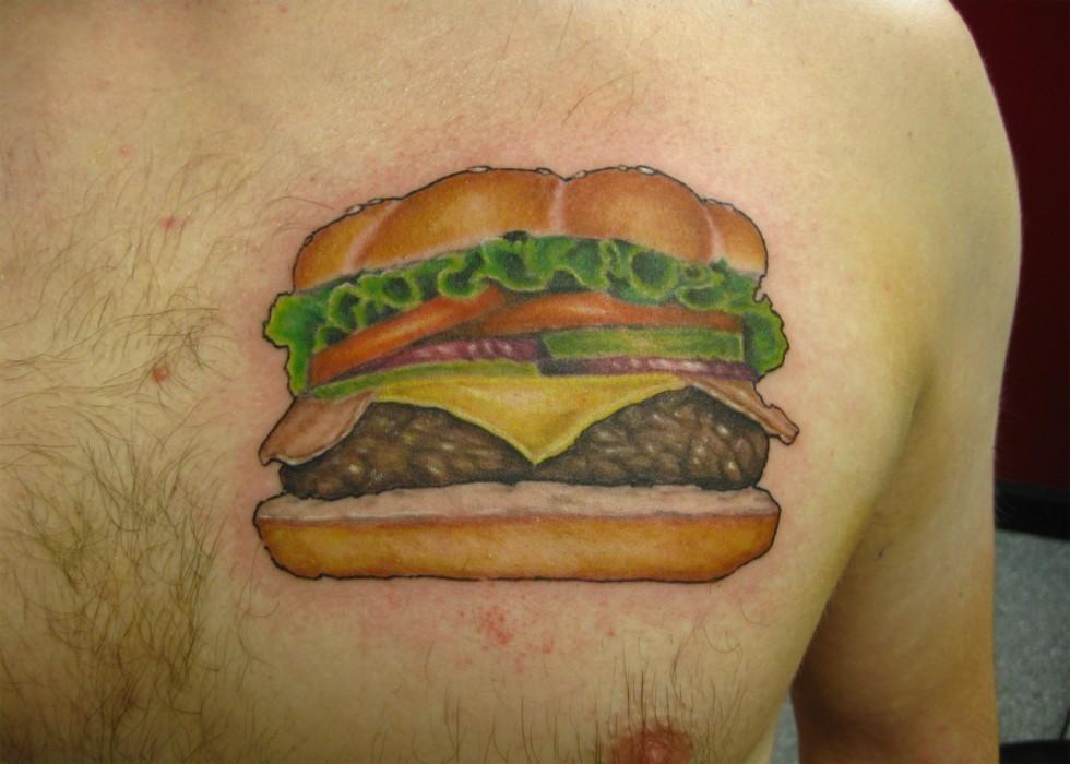 Food & Tattoo: la strana moda del cibo indelebile - Foto 3