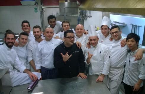 Cafè Les Paillotes: cucina ispirata ai grandi maestri