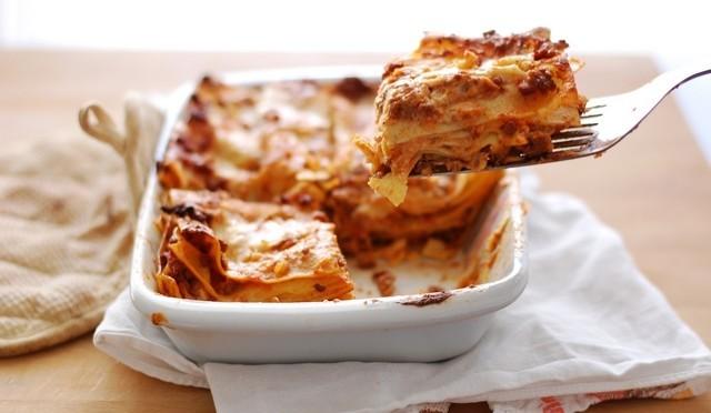 lasagna tagliata