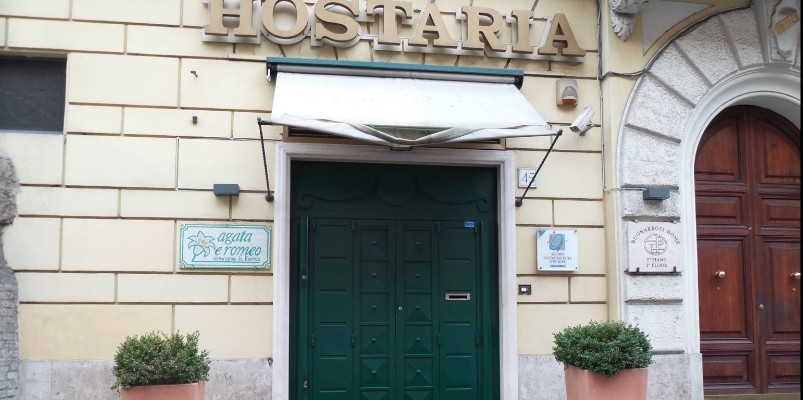 Agata e Romeo, Roma