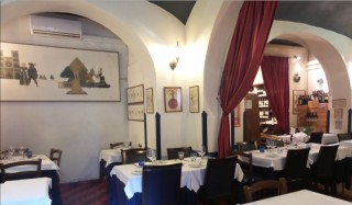 Charly's Saucière, Roma