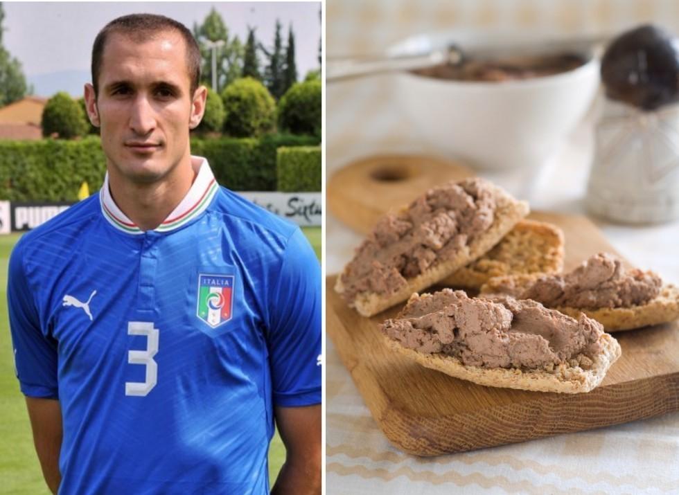 Se fosse un piatto? La Nazionale Italiana di calcio a tavola - Foto 7