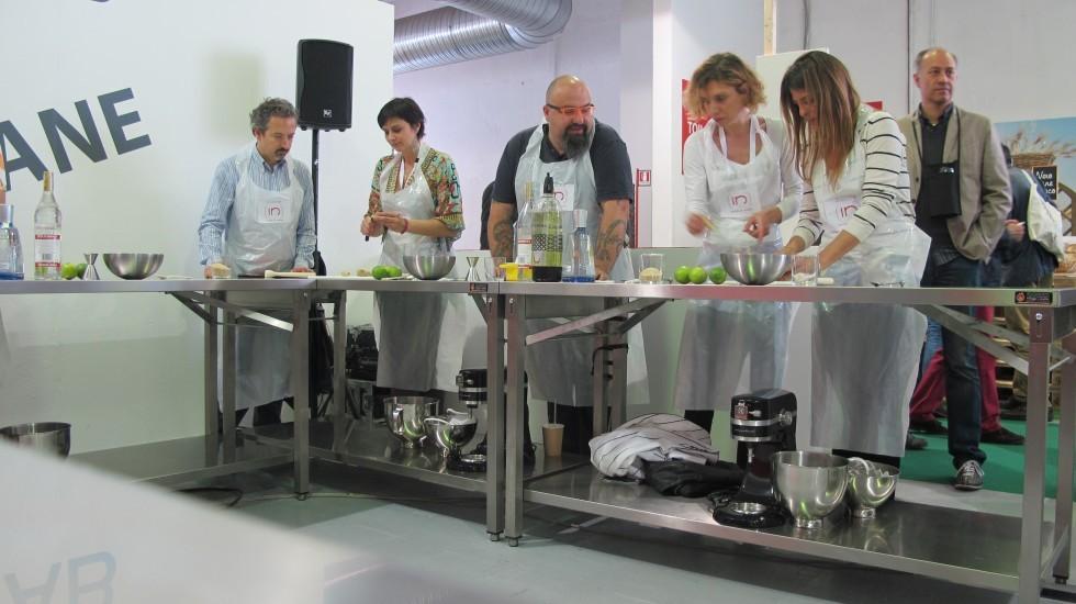Tutte le persone di Taste of Milano 2014 - Foto 13