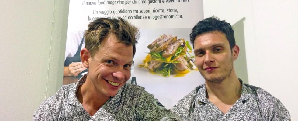 Da Masterchef a Chissenefood: intervista a Maurizio e Andrea