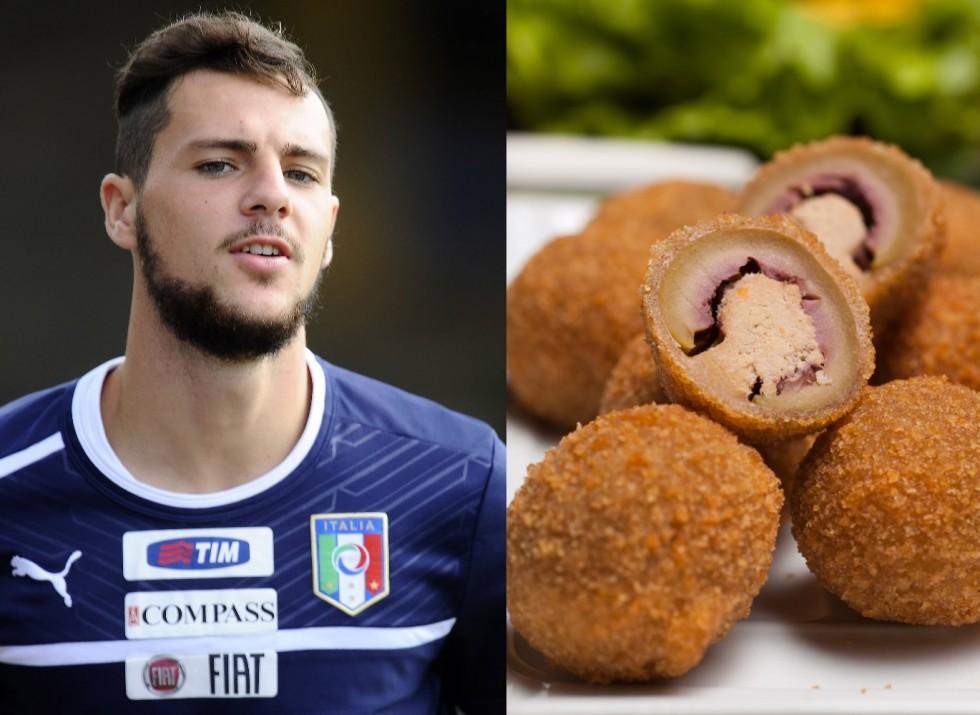 Se fosse un piatto? La Nazionale Italiana di calcio a tavola - Foto 14