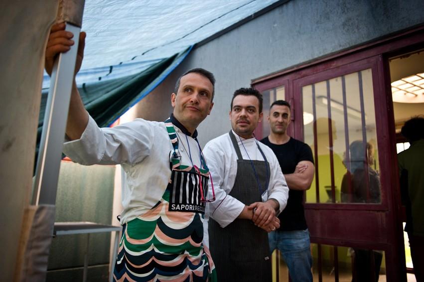 SaporiReclusi: la cena nel carcere di Saluzzo - Foto 7