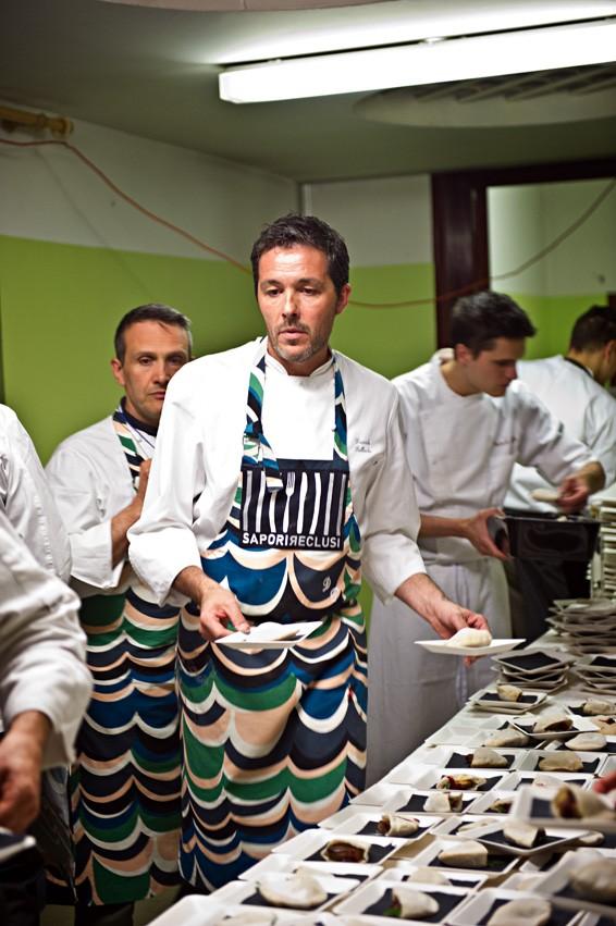 SaporiReclusi: la cena nel carcere di Saluzzo - Foto 9