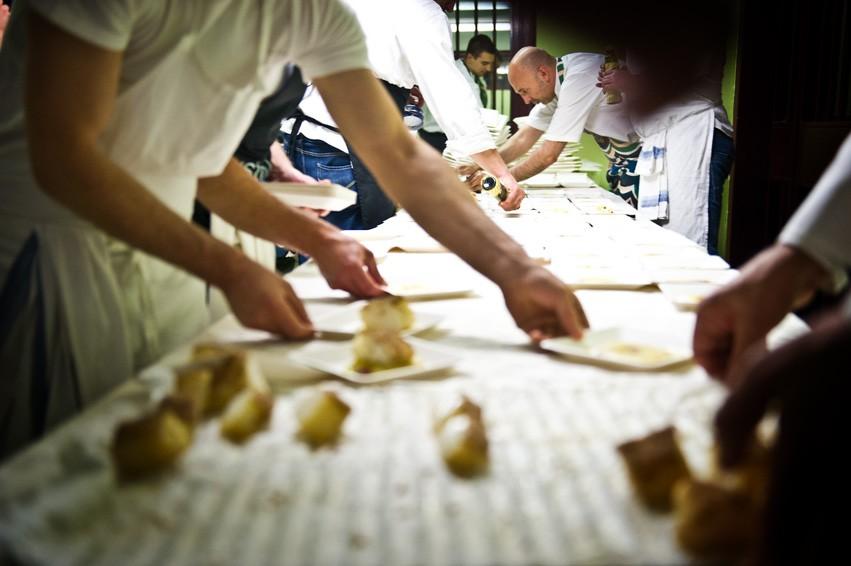 SaporiReclusi: la cena nel carcere di Saluzzo - Foto 10